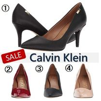 SALE【Calvin Klein】Kylieパンプス70mm★美脚パンプス★4色