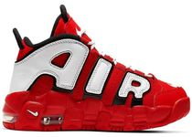 SS19 NIKE AIR MORE UPTEMPO PS RED WHITE BLACK 16.5-22cm