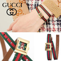 GUCCI G-frame スモールWatches YA128527