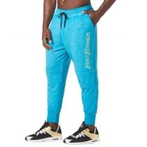 ZUMBA(ズンバ) フィットネスボトムス ズンバ Zumba Vibes Don't Lie Jogger Sweatpants Sea of Blue
