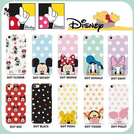 [ DISNEY ] DOT SLIM FIT IPHONE CASE