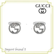 【GUCCI】正規店購入品☆Cufflinks with intertwined G