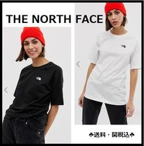 THE NORTH FACE★ロゴ半袖Tシャツ/2色展開★送料・関税込