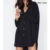 Take Their Shirt Relaxed Dress