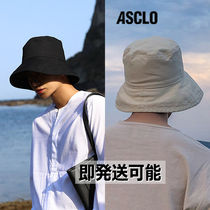 [送料込]ASCLO★Long Bucket Hat (2color)_韓国発