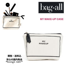 【Bag-all】関送込 NY発♡ MY MAKE-UP CASE メイク ポーチ