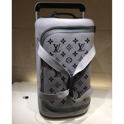 Louis Vuitton スーツケース 【直営店購入】ルイヴィトン☆ホライゾン・ソフト 2R55(2)