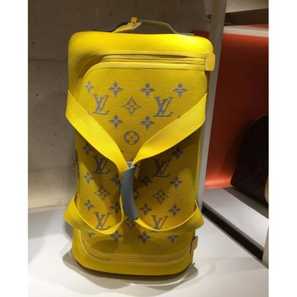 Louis Vuitton スーツケース 【直営店購入】ルイヴィトン☆ホライゾン・ソフト 2R55(5)