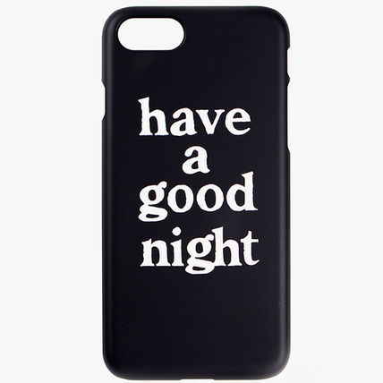 have a good time スマホケース・テックアクセサリー ★have a good time★ have a good night iPhone Case(2)