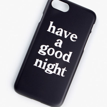 have a good time スマホケース・テックアクセサリー ★have a good time★ have a good night iPhone Case(3)