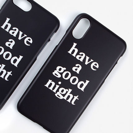 have a good time スマホケース・テックアクセサリー ★have a good time★ have a good night iPhone Case(4)