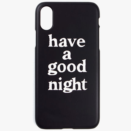 have a good time スマホケース・テックアクセサリー ★have a good time★ have a good night iPhone Case(5)