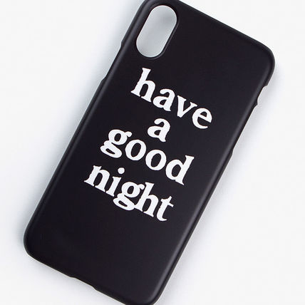 have a good time スマホケース・テックアクセサリー ★have a good time★ have a good night iPhone Case(6)