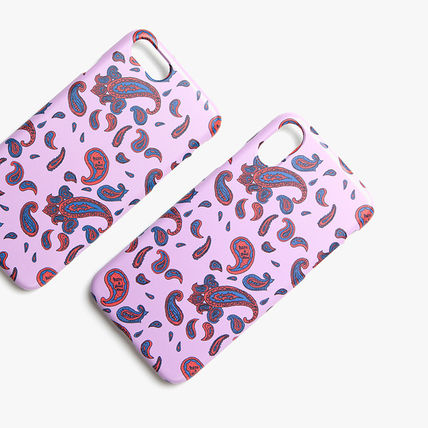 have a good time スマホケース・テックアクセサリー ★have a good time★ Paisley iPhone Case(4)