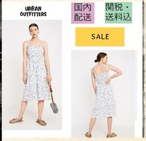 Urban Outfitters★Sky Rose Midi ワンピース/MinkPink