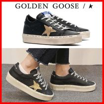 関税負担☆人気☆【GOLDENGOOSE】☆HI STAR SNEAKERS BLACK☆