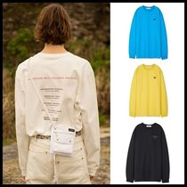 ☆ANDERSSON BELL☆ UNISEX SEASONS ARCHIVE L/S TEE 4色