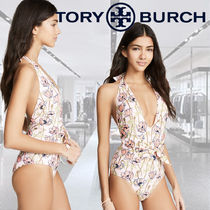 **Tory Burch**★Tie Front One Piece  ワンピース水着