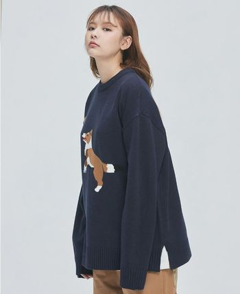 ニット・セーター 日本未入荷 QUIETISTのJump & Bite Knit Sweater(3)