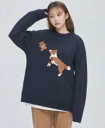 ニット・セーター 日本未入荷 QUIETISTのJump & Bite Knit Sweater(9)
