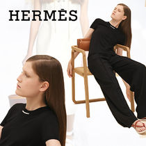 2019SS 新作 HERMES Pull manches courtes 半袖セーター