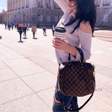 the best attitude b8037 5f28a 旅行にも最適◎【Louis Vuitton】スピーディ・バンドリエール 25