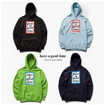 【have a good time】Frame Pullover Hoodie (送料関税込)