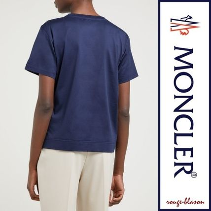 MONCLER Tシャツ・カットソー 【国内発送】MONCLER レースポケット Tシャツ(2)