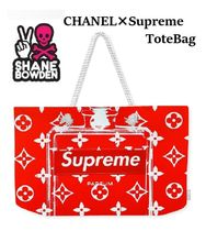 SHANE BOWDEN(シェーンボーデン) トートバッグ ShaneBowden★シェーンボーデン/CHANEL×Supreme inStyle/トート