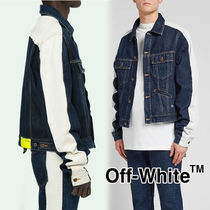 OFF-WHITEが魅せる☆美シルエットのEXAGGERATED SLEEVE DENIM