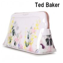 TED BAKER*花柄メイクポーチ   関送料込