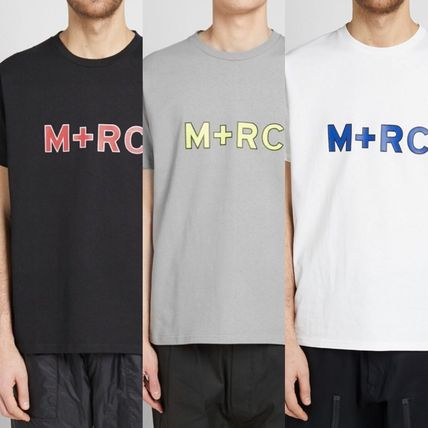 M+RC NOIR 関税込 マルシェノア ロゴ OUTLINE Tシャツ 3色展開