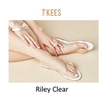 【TKEES】新色!完売必至!Riely Clear