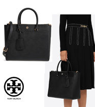 Tory Burch 人気の2Way Bag! ROBINSON DOUBLE ZIP TOTE (大)