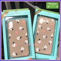 【kate spade】breezy floral ditsy★iPhone X/XS/XS Max/XR