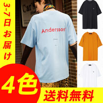 【ANDERSSON BELL】◆Tシャツ◆韓国ブランド/関税・送料込