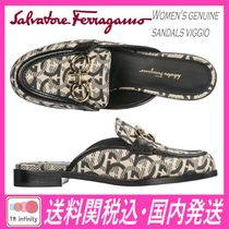 ★送料関税込★SALVATORE FERRAGAMO★genuine sandals viggio