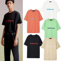 ANDERSSON BELL(アンダースンベル) Tシャツ・カットソー ANDERSSON BELL★UNISEX ANDERSSON SIGNATURE EMBROIDERY TEE5色