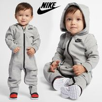 送料込★NIKE★Baby Hooded Overalls Sportswear Tech Fleece