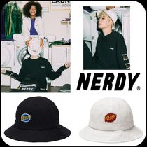 [ NERDY ] ★19SS NEW★韓国大人気 Dome Bucket Hat