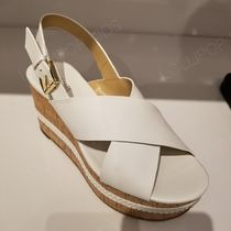 2019 NEW♪ MICHAEL KORS ◆ MORGANA MID WEDGE