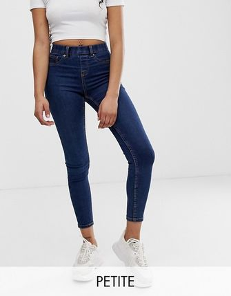 New Look Petite jegging in blue