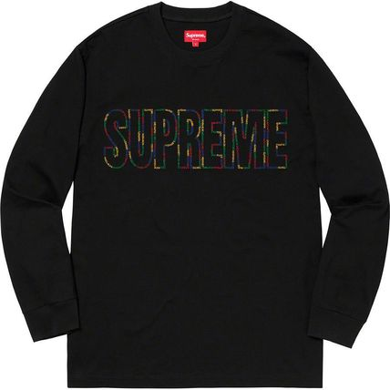 Supreme Tシャツ・カットソー 7 WEEK Supreme SS 19 International L/S Tee(2)
