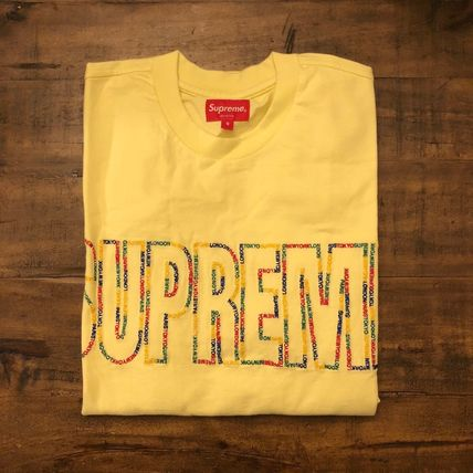 Supreme Tシャツ・カットソー 7 WEEK Supreme SS 19 International L/S Tee(3)