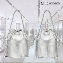 えみり愛用**J&M Davidson**Medium Jet Set Carnival バッグ