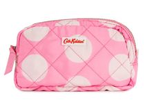 CathKidston メイクポーチ Quilted Make Up Bag Pink 415750