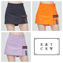 【ROMANTIC CROWN】GNAC Skirt Short(3色) 日本未入荷