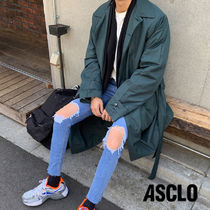 [ ASCLO ] Chic Rlp Trench Coat MH107 / 追跡付