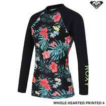 ROXY(ロキシー)★Women 's WHOLE HEARTED PRINTED 4