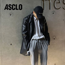 [ ASCLO ] Leather Blazer MH109 / 追跡付